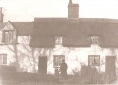 Chestnut Cottage High Street Sawtry. This is where Wellside Surgery now stands.