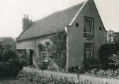 The 1st Post Office in Glatton. Demolished in 1931and rebuilt on the same site 11 Infield Road Glatton.