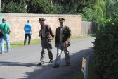 1940s Weekend in Holme Village. The Yanks are in town.