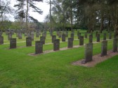 Cannock Chase German Military Cemetry. Where Glatton prisoners of war are now buried.