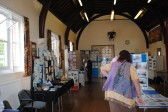 Sawtry History Society's Open Day Weekend, held in the Old School Hall, Sawtry.