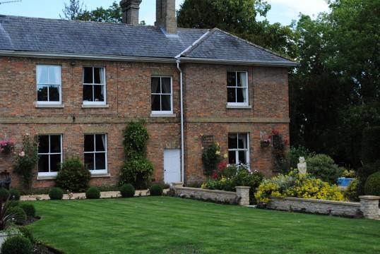 Glatton in Bloom Open Gardens Glatton Village. (Glatton House)