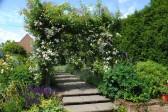 Glatton in Bloom Open Gardens Glatton Village. (Church Cottage)