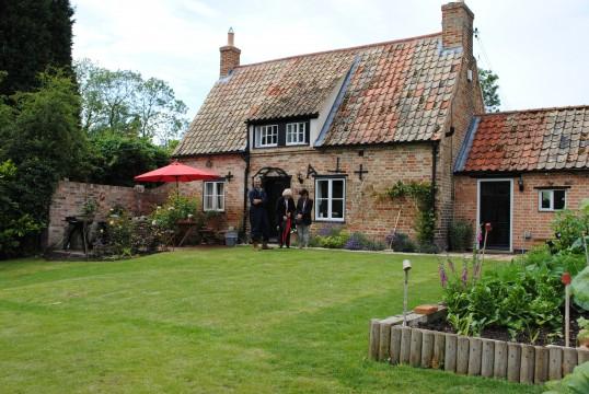 Glatton in Bloom Open Gardens Glatton Village. (Ivy Cottage)