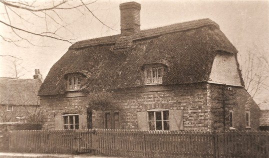 Mr Wyles' Holding, Glatton.