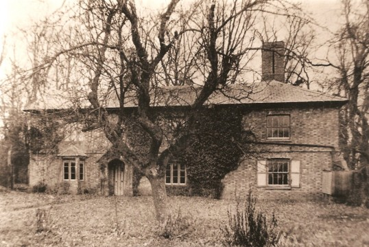 Glatton Lodge Farm, Glatton.