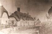 The Crown & Woolpack public house, Glatton Village.