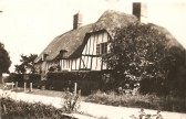 Allways Cottage Glatton Village. was the home of Bevely Nichols, author at this time.