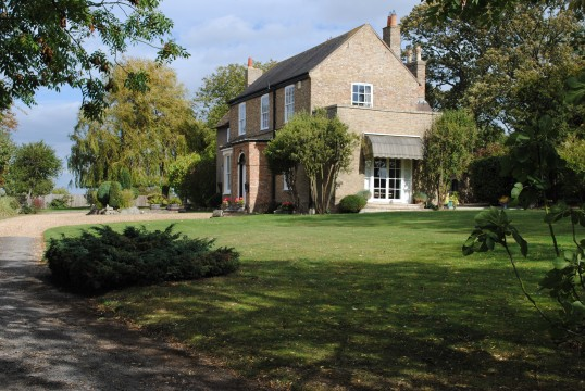 The Old Rectory, Sawtry.