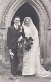 Eric Wright & Amelia Wright's wedding All Saints Church Sawtry.