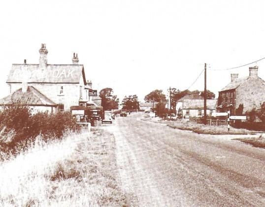 Royal Oak Public House and Blackhorse Farm, Sawtry.