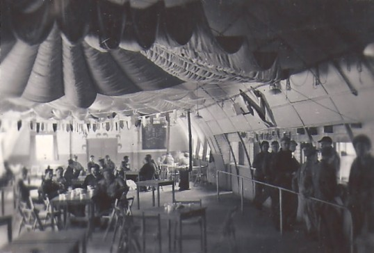 Holmewood, Holme Village. (Soldiers canteen.)