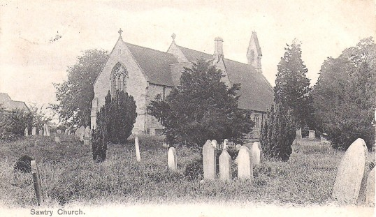 All Saints Church, Sawtry.