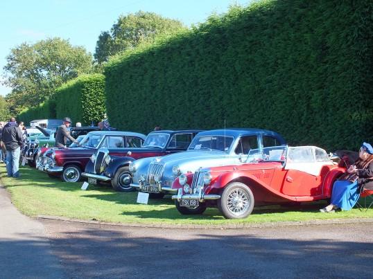Holme Village 40s Weekend (Vintage Cars)