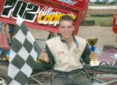 Allen Cooper of Sawtry - National Stock Car Points Champion - 2007 . Allen Cooper of Sawtry 2007 Formula 2 Stock Car Points Champion