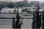 The Junior School, Sawtry.  Taken from the corner of Len Cole's field. Informant Janet OFlaherty nee Cole.