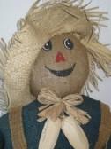 Glatton Scarecrow festival - September 2008