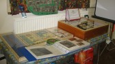 "The ""Archers Wood Dig"" display at the Sawtry History Society Open Day"