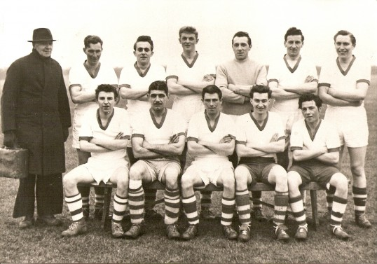 Another Sawtry Football team - but what team?