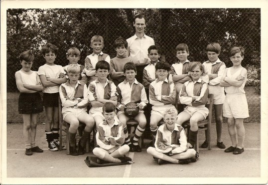 A Sawtry Junior Football Team -