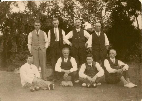 Holme Bowls Club.