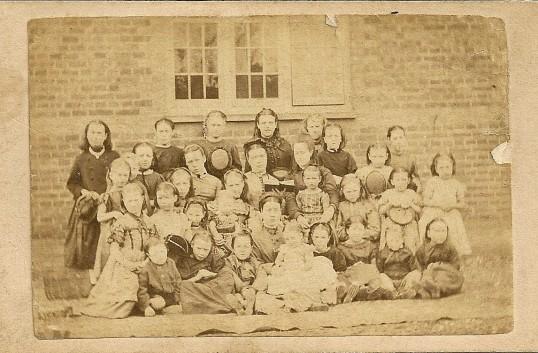 Holme School pupils