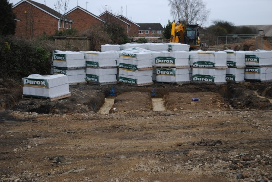 Gidding Road Developement Sawtry.