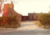 Sawtry Old Infant School in the 1970s