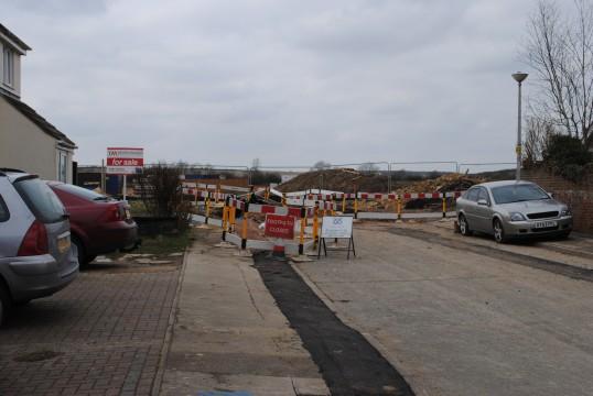 Gidding Road Developement