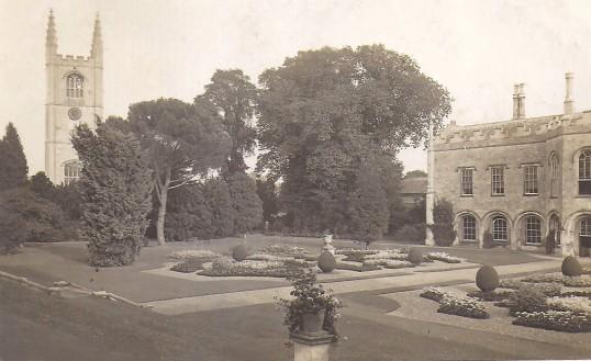 Conington Castle