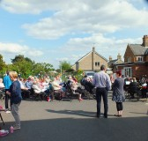 Sawtry Feast Parade