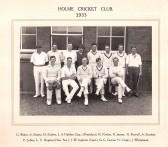 Holme Cricket Club