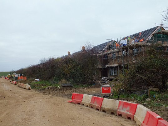 Gidding Road Development