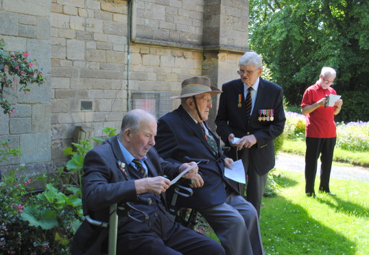 D Day + 70Years
