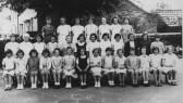 Class of standard 4, Soham school, Clay Street, 1939