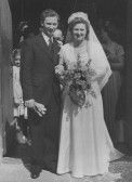 Elvin & Kathleen Day (nee Hobbs) June 3rd 1950