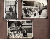 Geoff Griggs' early school days at Soham's  Clay Street School