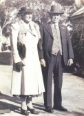 Robert and Eliza Watson (nee Martin) in South Australia; left Soham as part of a mass emigration of Martin and Watson families in 1911 - 1913.