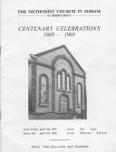 Centenary booklet to mark the 100 years of the Soham Primitive Methodist Chapel Berrycroft. Soham Primitive Methodist Chapel, Berry Croft.