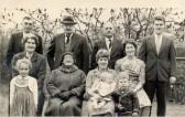 4 generations of the Pettit/White family gathered for Mark Lane's christening at Soham. . Christening of Mark Lane - Pettit, Lane and Bowd individuals.