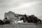 Clark and Butcher's Lion Mills, Soham, seen from Angle Common.