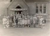 Shade School, Soham - Coronation party.