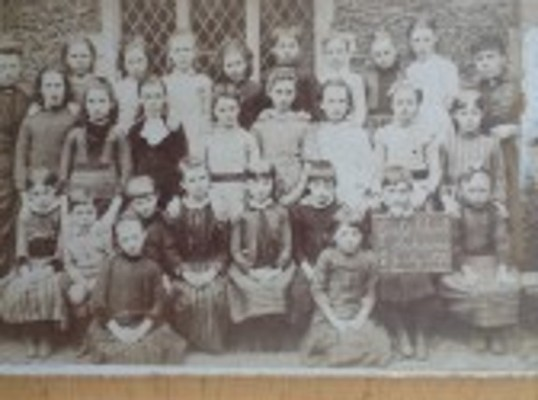 Soham Girls' School 1890