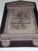 Slack memorial, Soham - St. Andrew's