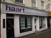 Haart Estate Agents, St Neots Market Square, in November 2008