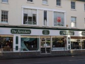 Brittains Furnishing Store (since early 1920s), St Neots High Street, built as Franks Furnishing Stores