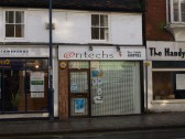 @ntechs Computer Store in St Neots High Street in November 2008