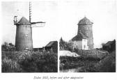 Duloe Windmill, Eaton Ford in 1948