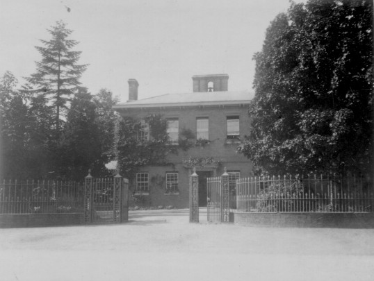 St Neots Union Workhouse in 1902, St Neots Rd, Eaton Ford