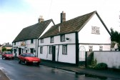 Misers Hoard and Millers Arms, Ackerman Street, Eaton Socon, in 2005